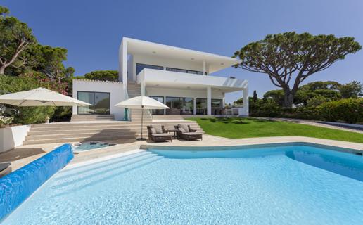 Vale do lobo villa paradijs algarve portugal te koop for Te koop inbouw zwembad